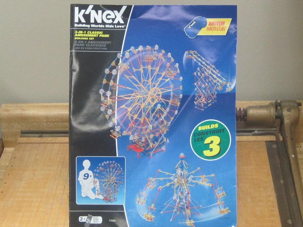 K'nex 3-in-1 Amusement Park