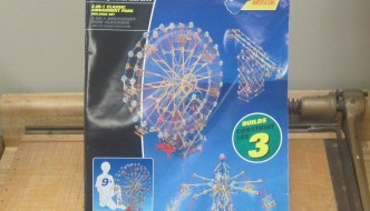 K'nex 3-in-1 Amusement Park
