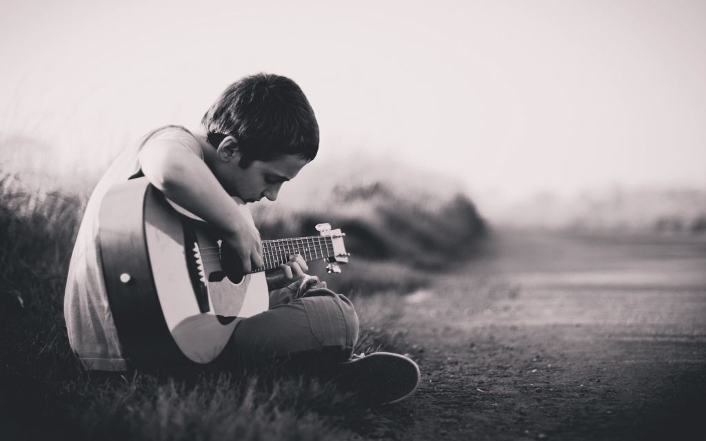 musical talented and gifted child