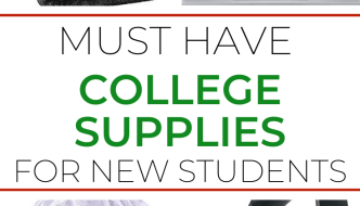 Must-Have College Supplies for New Students article cover image