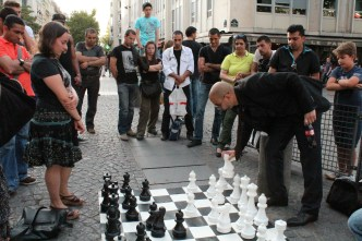 Chess, Paris.