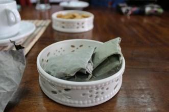 Bundles of pili panutsa from Sorsogon
