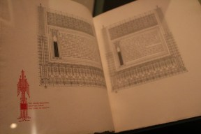 Book by Architect Frank Lloyd Wright, Chicago History Museum