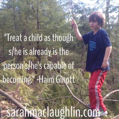 haim quote