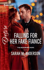 Falling for Her Fake Fiance by Sarah M. Anderson