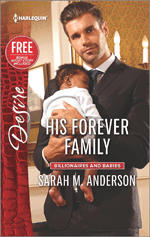 cover for His Forever Family