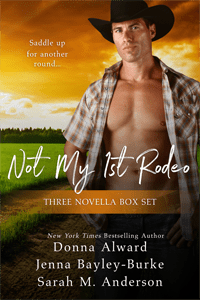 Not My First Rodeo cover Sarah M. Anderson
