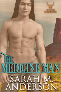 The Medicine Man by Sarah M. Anderson