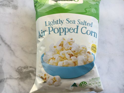 Pop Corn Kids Snack On the Go