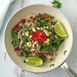 Thai Larb with Turkey Mince
