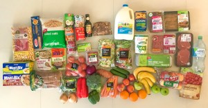 What's in a nutritionist's trolley