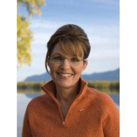 Book Announcement Photo - Sarah Outdoors in Red Fleece Top