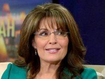 Closeup of Sarah on Oprah Winfrey Show
