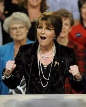 Sarah at Minnesota GOP Rally