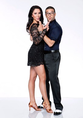Bristol and Mark - Official DWTS All Stars Photo