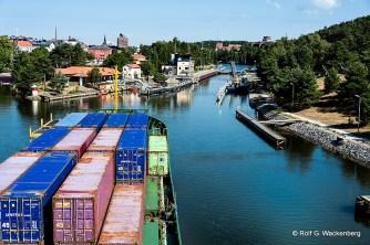 Frachtschiffreise, Foto/Copyright: Rolf G. Wackenberg