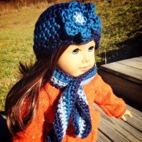 18-inch-doll-hat-scarf