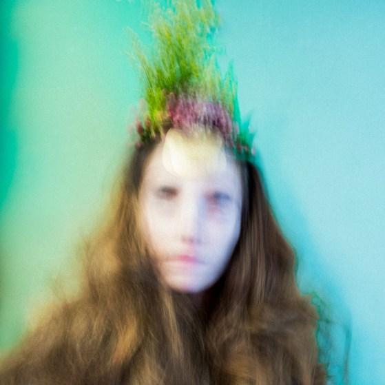 """Who Am I"" - Sarah P. - Album Cover - Photo by Christoph Neumann"