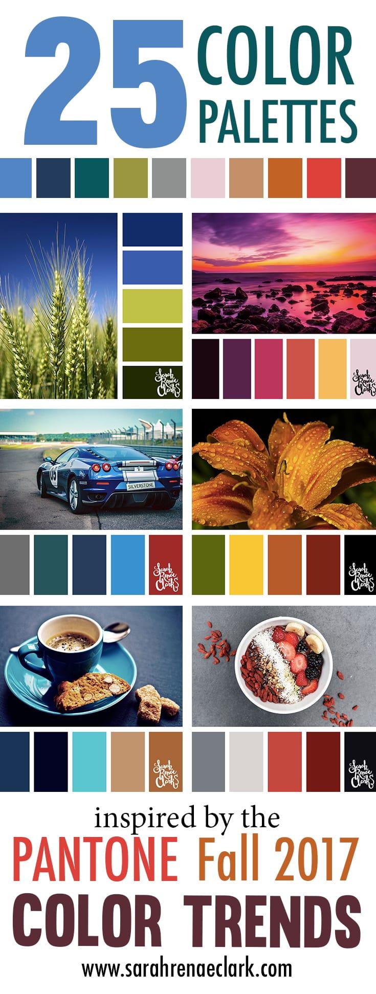 Autumn Wedding Colour Schemes