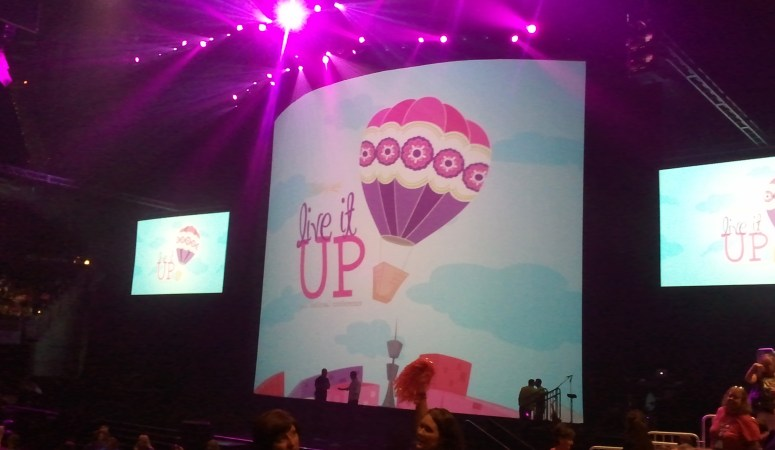 Living It Up at Thirty-One National Conference 2012!