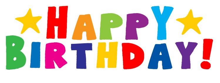 Month of Many Birthdays!
