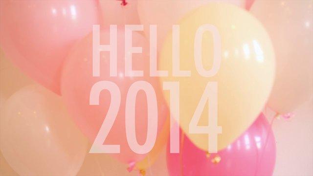 Hello 2014!