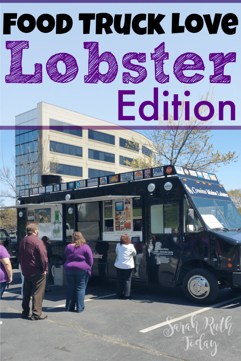 Food Truck Love: Lobster Edition (Cousins Maine Lobster) OMG I love them! The lobster is SO delicious and fresh!