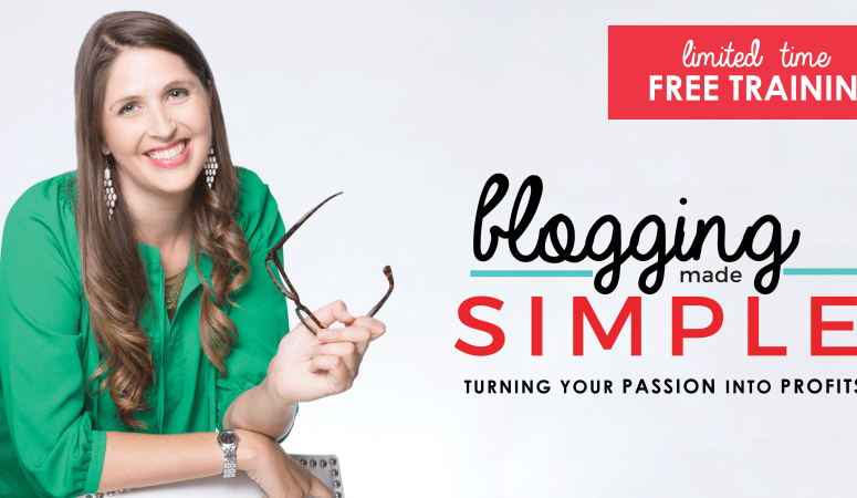 Blogging Made Simple
