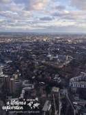 London, Shard, view, sky