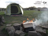camp, caping, sussex, outdoors, camping, campfire
