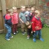 Pre-school fun