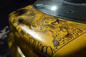 Steve's Art Car, 2015