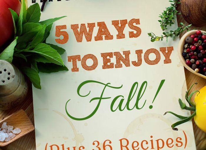 Reblogged From The Humbled Homemaker- 5 Ways To Enjoy Fall ( And So Much More)