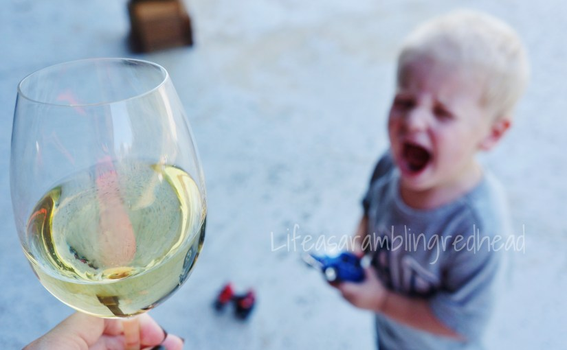 Reblogged From Life As A Rambling Redhead. – Top 6 Wines That Pair Best With Your Child's Crappy Behavior. Epic News for Parents.