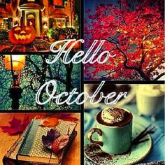 October's Events-  What Is Going On In Bloggerland -October 2015 Part 2