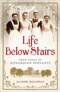 Reblogged From Reviewing Central – Life Below Stairs by Alison Maloney