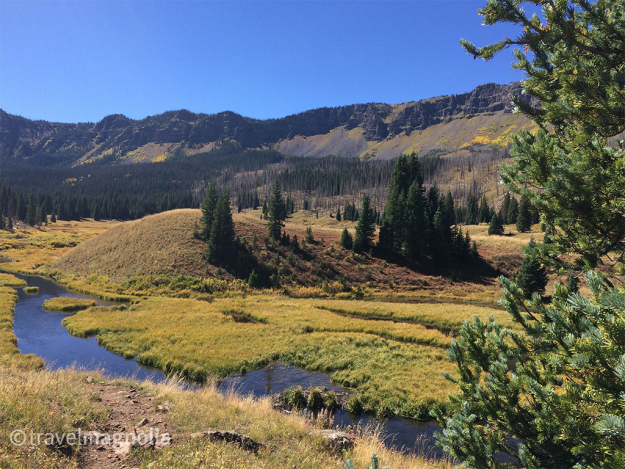 Reblogged From Traveling Magnolia – 2 Posts – Traveling In Wyoming/ Colorado – Fall Foliage/ Flat Tops & Rocky Mountain Road Trip