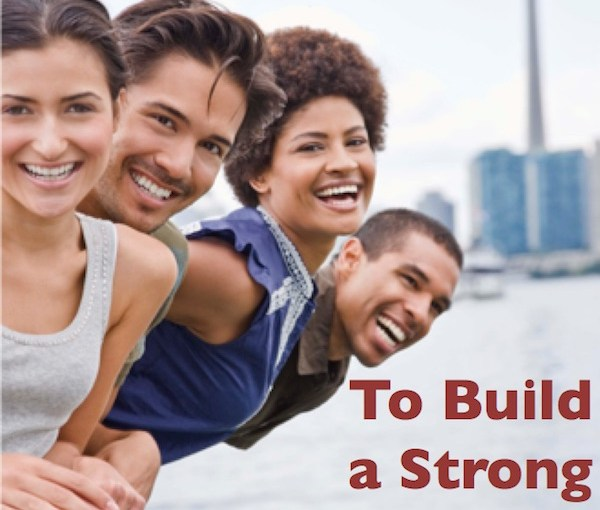 A Strong Marriage Community: 4 Ways to Grow Your Support System