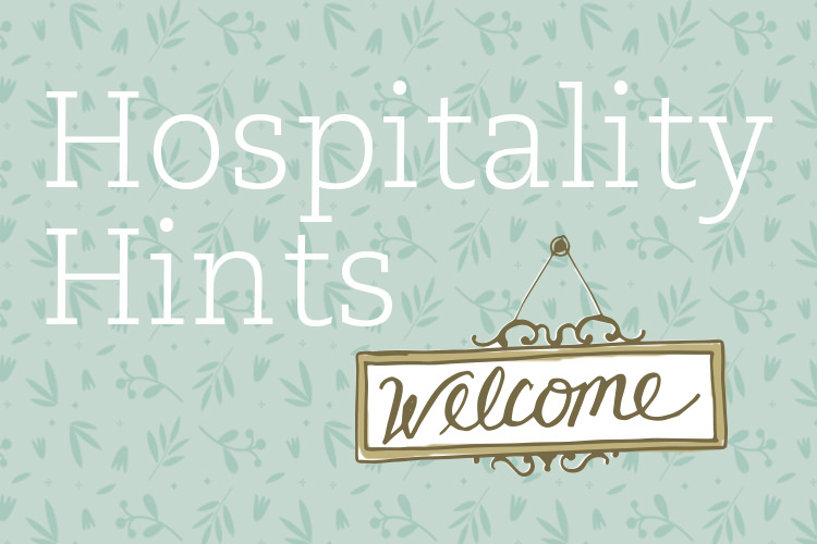 Hospitality Hints | Inviting Others to Your Table – LifeWay Women All Access