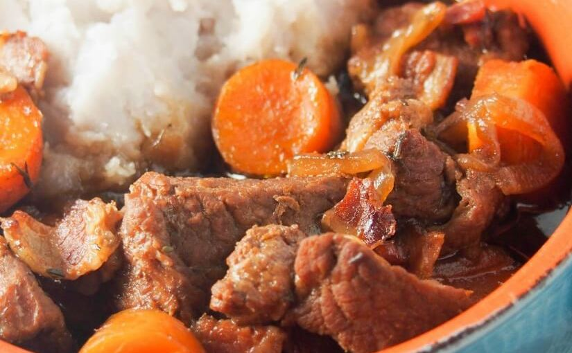 Beef and stout stew #StPatricksDay – Caroline's Cooking