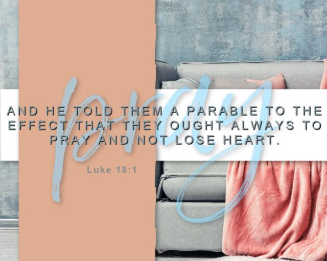 A Day Late/ Monday's Bible Verse