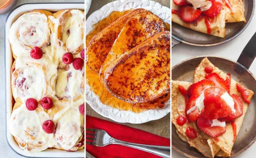 12 Cozy Breakfasts for Christmas Morning By Claudia Cash