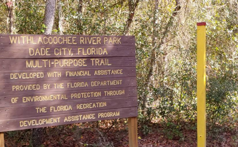 Withlacoochee River Park (Dade City) And The Long And Winding Road To Get There
