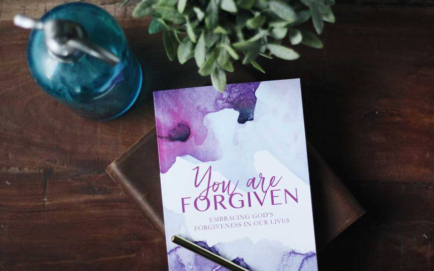 """Watch """"Take A Look At The Book – You Are Forgiven"""" on YouTube"""