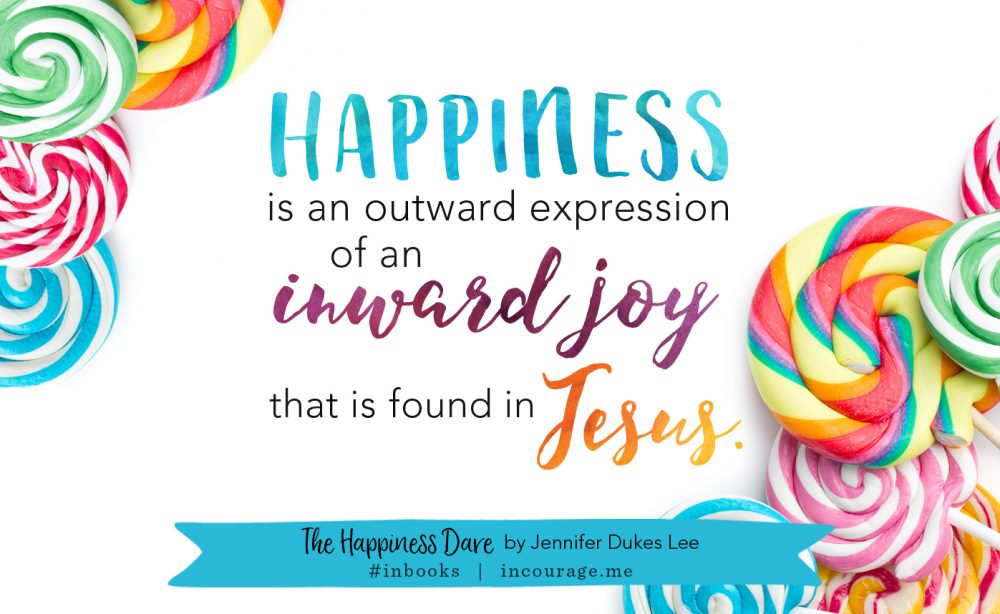 The Holy Pursuit of Happiness – (in)courage