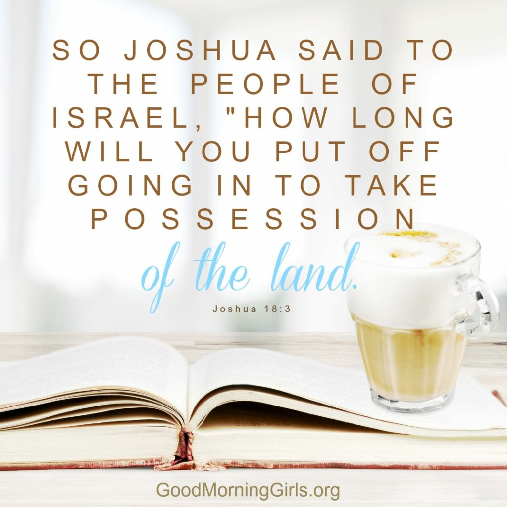 Oops! I Forgot Tuesday's Joshua Post. Tuesday And Wednesday Combined.