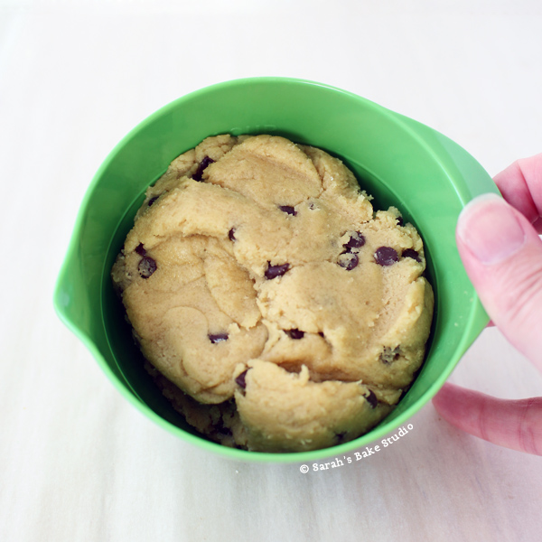 BEST Chocolate Chip Cookies For Two