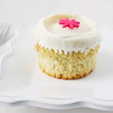 Vanilla Bean White Velvet Cupcakes