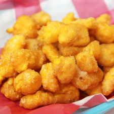 Wisconsin Cheese Curds from Bitz & Giggles