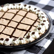 Bailey's Mousse Pie from Erica's Sweet Tooth